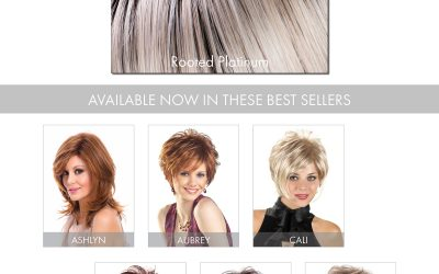 Rooted Platinum – Available in 6 Best Selling Styles