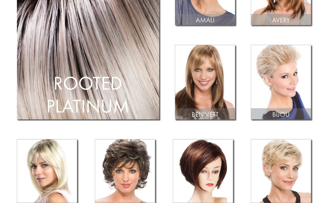Rooted Platinum Now Available in 8 Great Styles