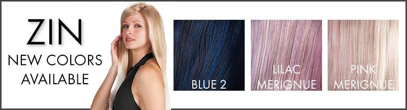 ZIN… New Colors Have Arrived!